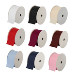 "1.5"" Grosgrain 100% Polyester Ribbon (27 Yard Roll)"