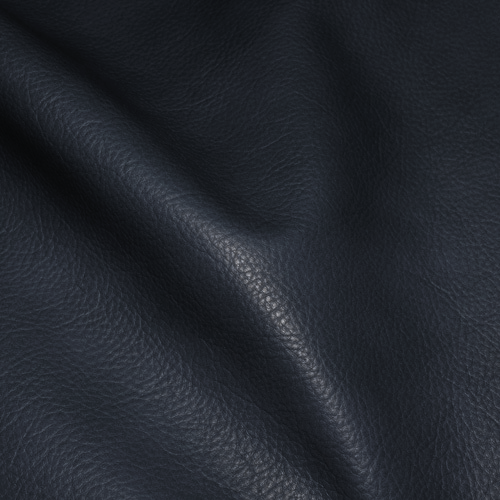 2oz Dark Navy Cow Leather (per square foot)