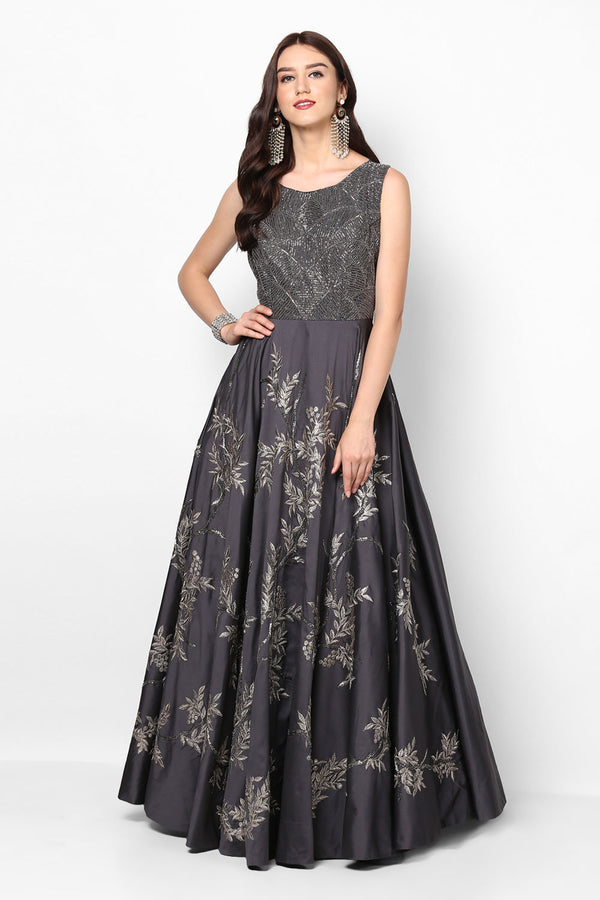Mesmerizing Designer Party Wear Anarkali Gown For Women - OG05