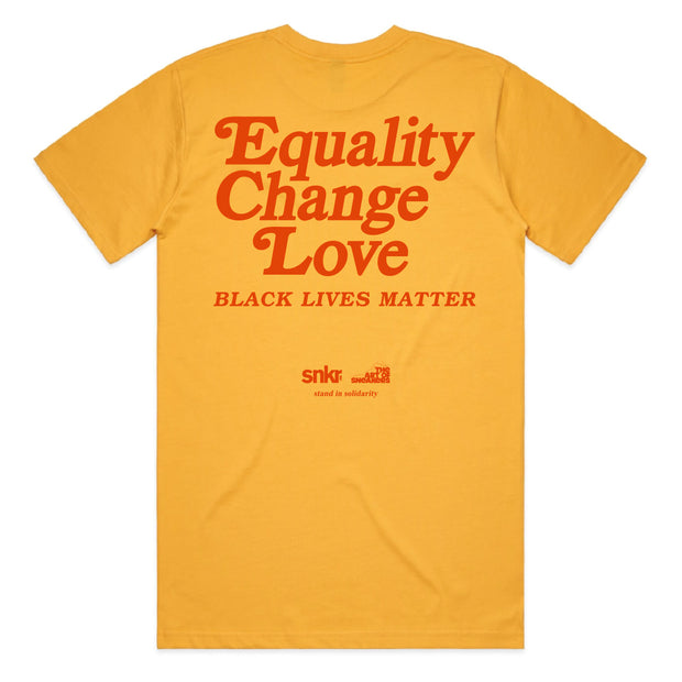 Equality Change Love T-Shirt