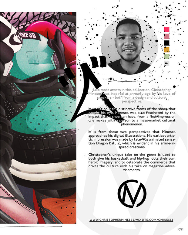 The Art of Sneakers Book