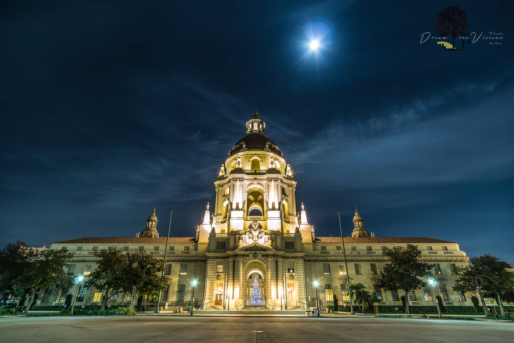 Pasadena City Hall West