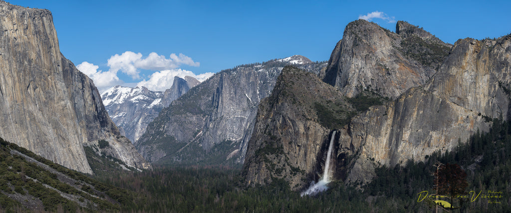 """Picture Perfect Valley"" Yosemite National Park Tunnel view."