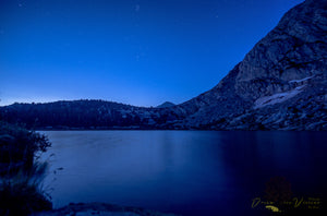 """Predawn Over Fletcher Lake"""