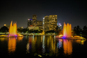 """Twin Fountains"""