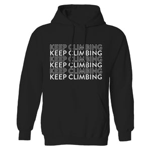 Keep Climbing Pullover Hoodie