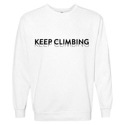 Keep Climbing Crewneck Sweatshirt