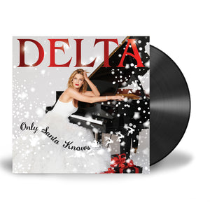 Only Santa Knows Vinyl