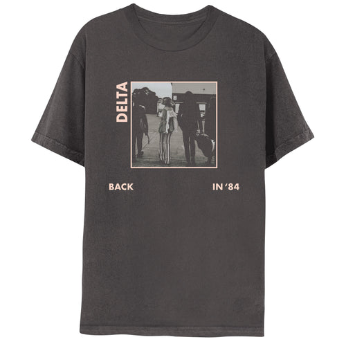 Back In '84 Short Sleeve Tee