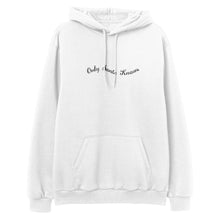 Load image into Gallery viewer, Only Santa Knows Pullover Hoodie