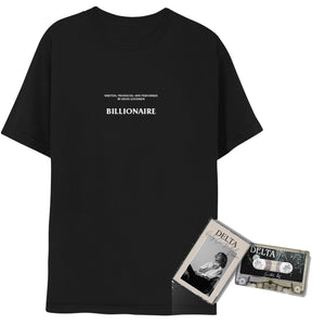 Bridge Over Troubled Dreams Album & Billionaire Photo Unisex Tee