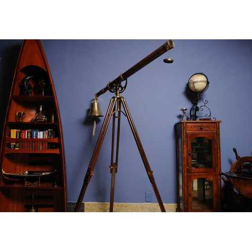 "2.6"" x 40"" x 58"" Telescope with Stand"