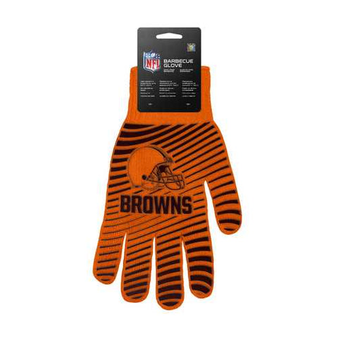 Cleveland Browns Glove BBQ Style