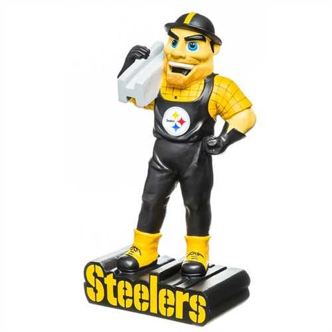 Pittsburgh Steelers Garden Statue Mascot Design Special Order