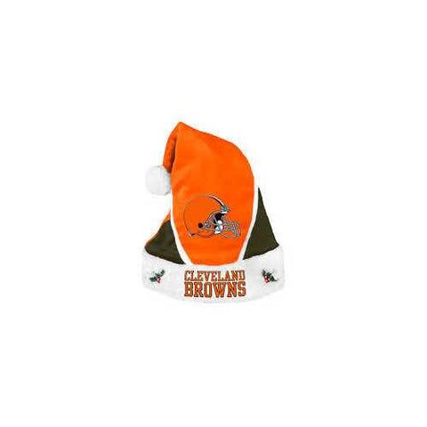 Cleveland Browns Santa Hat Colorblock Special Order