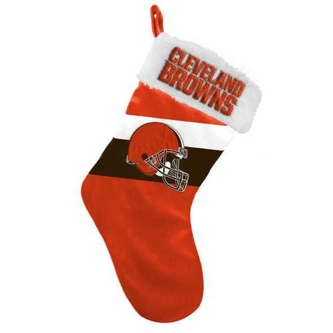 Cleveland Browns Stocking Holiday Basic Special Order