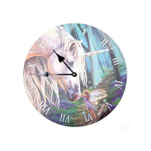 "11 1/2"" Fairy Whispers clock"