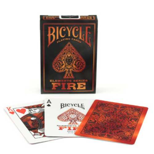 Bicycle Fire, 6 Decks