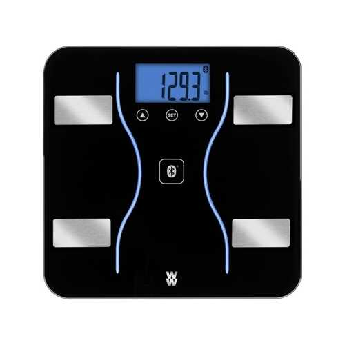 BLACK DIGITAL SCALE
