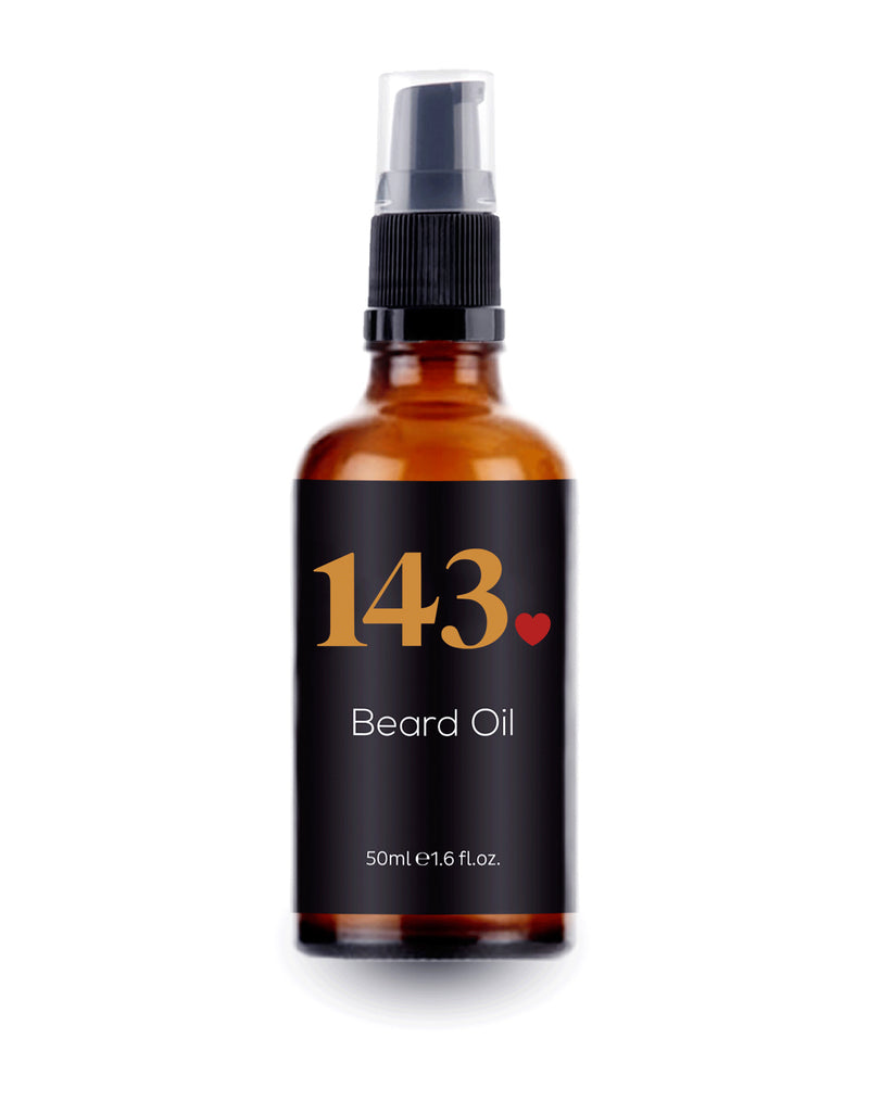 Apricot Beard Oil - Beauty