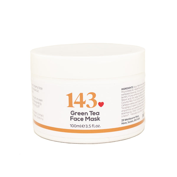 Green Tea Anti-ageing Clay Face Mask - Beauty collection