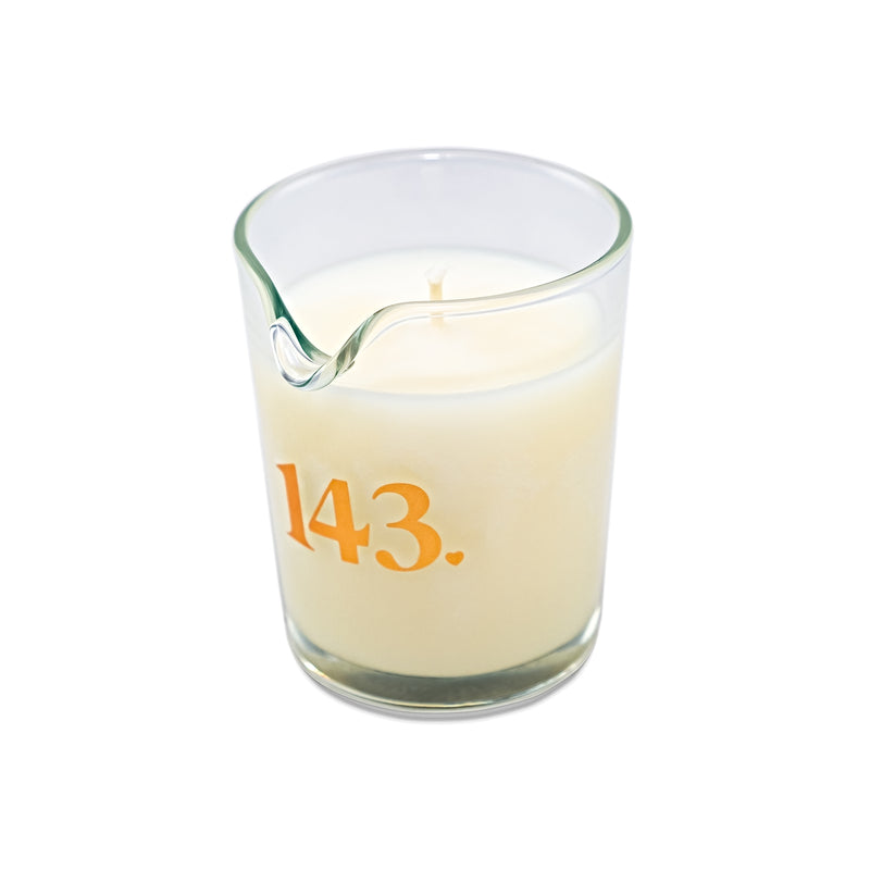 Luxurious Bath Oil Candle that is exclusive to our Brighton based online store