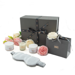 Beautiful 143 night time collection of luxury gifts to spoil your loved ones