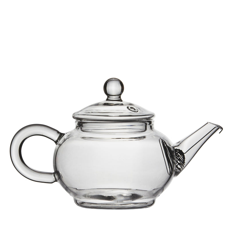 Mini Long Island Glass Teapot - Glasswear