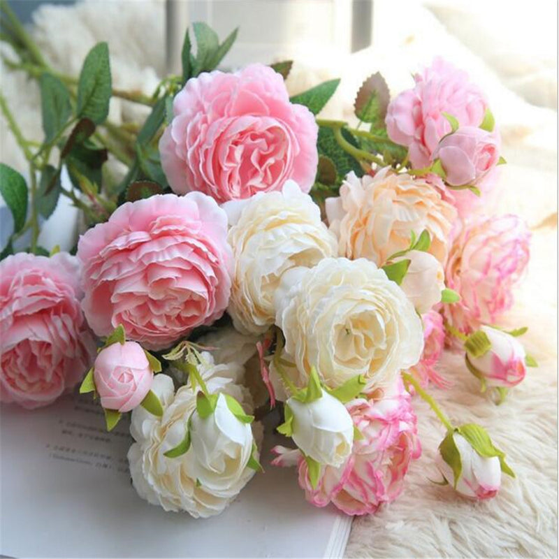 Gorgeous peonies by Brighton based 143 will brighten up every home