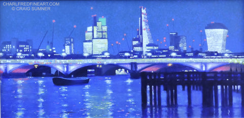 Blackfriars Bridge - Craig Summer