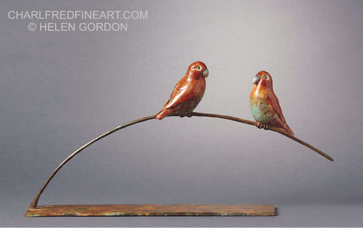 Love Birds - Helen Gordon