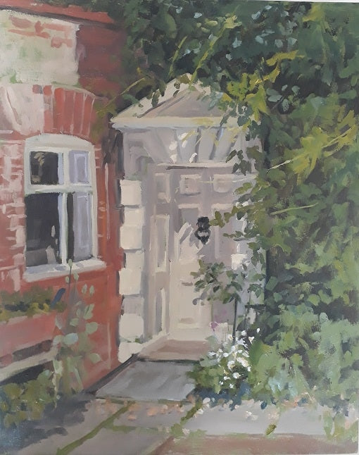 The Door at Flatford Mill - Lesley Dabson