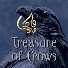 Treasure of Crows - Delicate, Wire Wrapped Jewelry for the Bohemian Woman