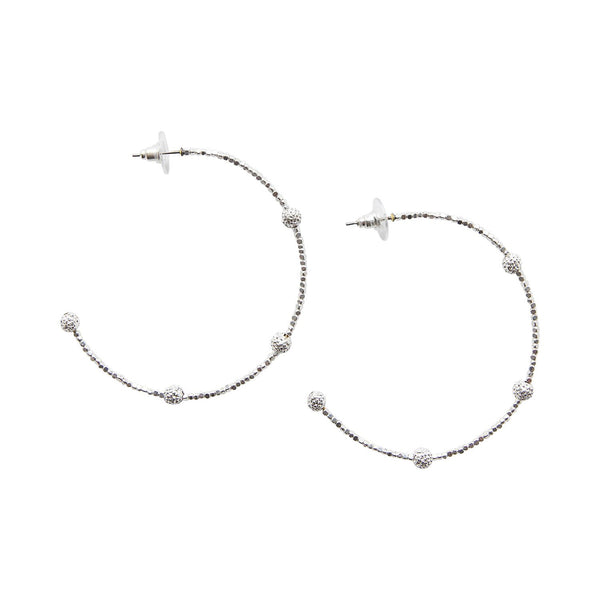 Mary Square Earrings Cordova Silver