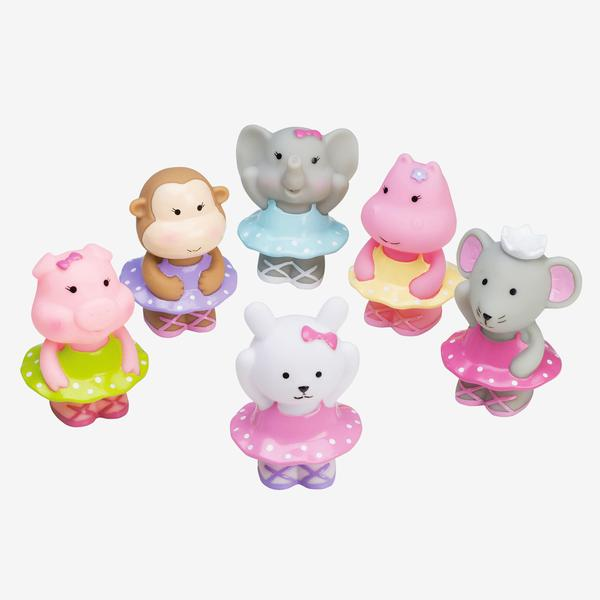 Elegant Baby Ballet Party Squirtie Set