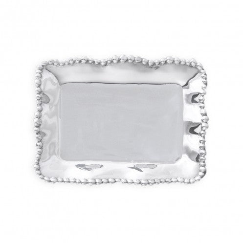 Beatriz Ball 7224 Giftable Organic Pearl Rect Tray