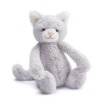 Jellycat BASS6KYN Medium Bashful Kitty