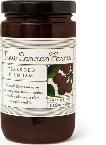 New Canaan Farms Texas Red Plum Jam