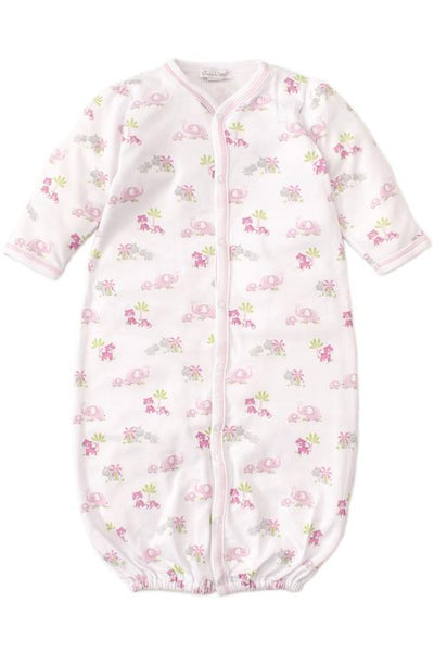 Kissy Kissy Safari Sibling Pink Conversion Gown