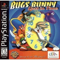 Bugs Bunny Lost in Time - Playstation