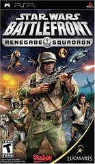 Star Wars Battlefront Renegade Squadron - PSP