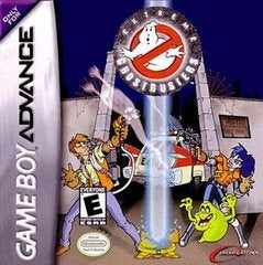 Extreme Ghostbusters - GameBoy Advance
