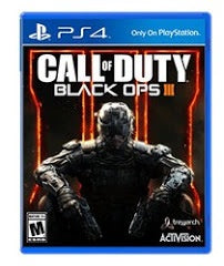 Call of Duty Black Ops III - Playstation 4