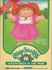 Cabbage Patch Kids: Adventures in the Park - Colecovision