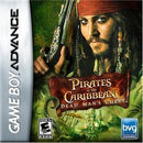 Pirates of the Caribbean Dead Man's Chest - GameBoy Advance