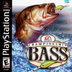Bass Championship - Playstation