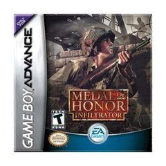 Medal of Honor Infiltrator - GameBoy Advance