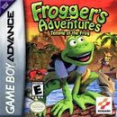 Froggers Adventures Temple of Frog - GameBoy Advance