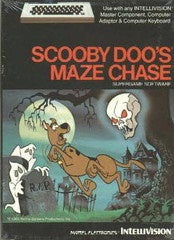 Scooby Doo's Maze Chase - Intellivision