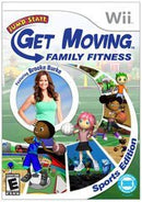 JumpStart: Get Moving Family Fitness - Wii